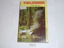 1973 Boy Scout Field Book, Second Edition, September Printing, MINT condition but name on cover