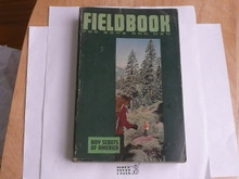 1969 Boy Scout Field Book, Second Edition, lightly used condition