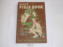1957 Boy Scout Field Book, First Edition, Twelfth Printing, MINT condition
