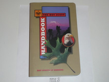 2002 Boy Scout Handbook, Eleventh Edition, Fourth Printing, MINT condition