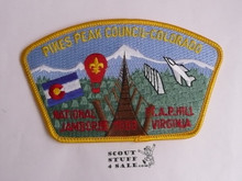 1993 National Jamboree JSP - Pikes Peak Council