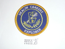 Health Careers Explorer Scout Patch