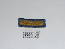 Arrow of Light Cub Scout Rank, used