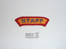 1981 National Jamboree STAFF Segment
