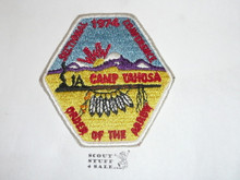 Section / Area NC1A Order of the Arrow Conference Patch, 1974