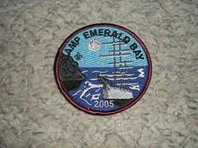 2005 Camp Emerald Bay Patch