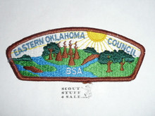 Eastern Oklahoma Council s2 CSP - Scout  MERGED     #azcb