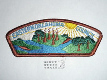 Eastern Oklahoma Council s1 CSP - Scout  MERGED     #azcb