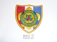 Schiff Scout Reservation, Shield Patch