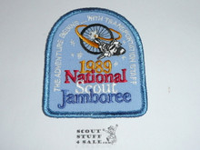 1989 National Jamboree Transportation Staff Patch