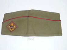 1960's Boy Scout Hat, Medium, Sanforized