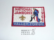 1964 National Jamboree Patch