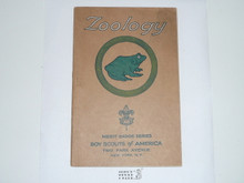 Zoology Merit Badge Pamphlet , 2-36 Printing