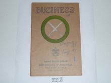Masonry Merit Badge Pamphlet , 3-39 Printing