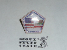 2010 National Jamboree Los Angeles Area Council JSP Pin