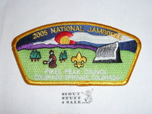 2005 National Jamboree JSP - Pikes Peak Council