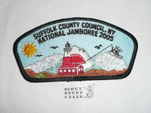 2005 National Jamboree JSP - Suffolk County Council