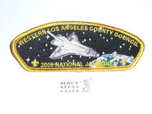 2005 National Jamboree JSP - Western Los Angeles County Council JSP - Shuttle