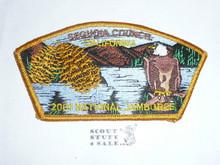 2001 National Jamboree JSP - Sequoia Council