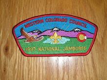 1997 National Jamboree JSP - Western Colorado Council