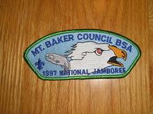 1997 National Jamboree JSP - Mt. Baker Council