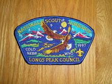 1997 National Jamboree JSP - Longs Peak Council