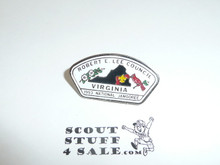 1993 National Jamboree Robert E. Lee Council JSP Pin