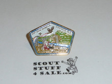 1993 National Jamboree Rip Van Winkle Council JSP Pin