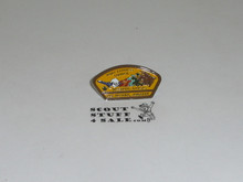 1993 National Jamboree Pony Express Council JSP Pin #2
