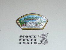 1993 National Jamboree Passaic Valley Council JSP Pin