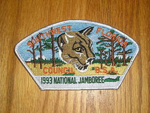 1993 National Jamboree JSP - Southwest Florida Council