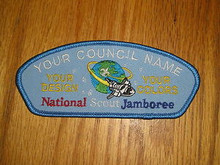 1989 National Jamboree JSP - YOUR COUNCIL NAME Sample