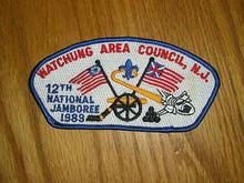 1989 National Jamboree JSP - Watchung Area Council
