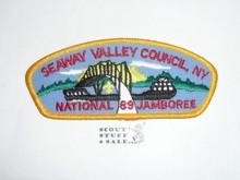 1989 National Jamboree JSP - Seaway Valley Council