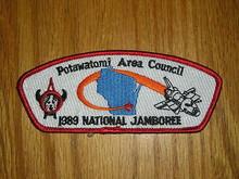 1989 National Jamboree JSP - Potawatomi Council