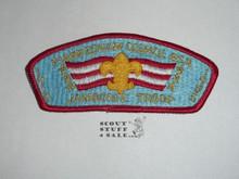 1985 National Jamboree Piankenshaw Council JSP Shoulder Patch - Scout