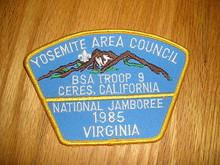 1985 National Jamboree JSP - Yosemite Area Council