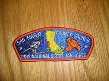 1985 National Jamboree JSP - San Mateo County Council