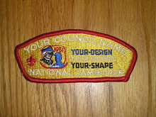 1981 National Jamboree JSP - YOUR COUNCIL NAME HERE