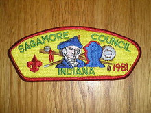 1981 National Jamboree JSP - Sagamore Council