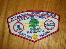 1981 National Jamboree JSP - Lone Tree Council