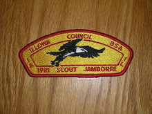 1981 National Jamboree JSP - Illowa Council