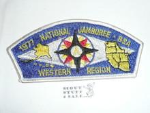 1977 National Jamboree JSP - Western Region