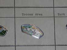 Yocona Area Council CSP Shaped Pin - Scout