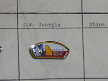 Southwest Georgia Council CSP Shaped Pin - Scout
