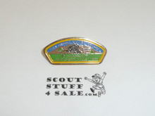 San Gabriel Valley Council Camp Cherry Valley 1986 CSP Shape Pin