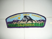 Yosemite Area Council sa7 CSP - Scout