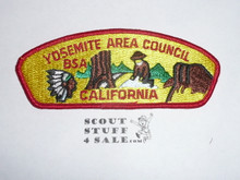 Yosemite Area Council s3 CSP - Scout  MERGED