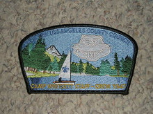 Western Los Angeles County Council sa22 CSP - 2006 Camp Whitsett Commemorative STAFF 60th Anniversary