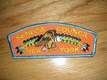 Seneca Council t1 CSP - Scout